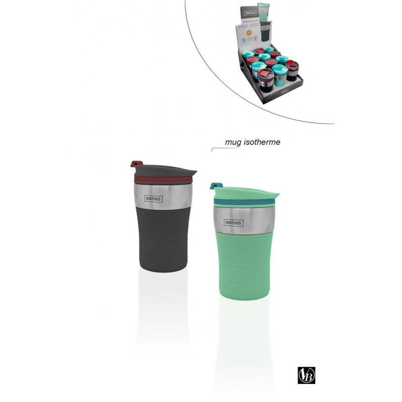 Mug Noir ou Vert 250ml