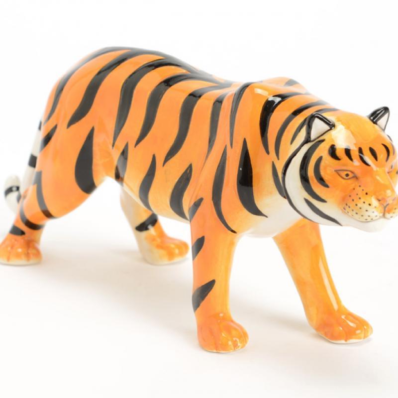 Tigre à Poser