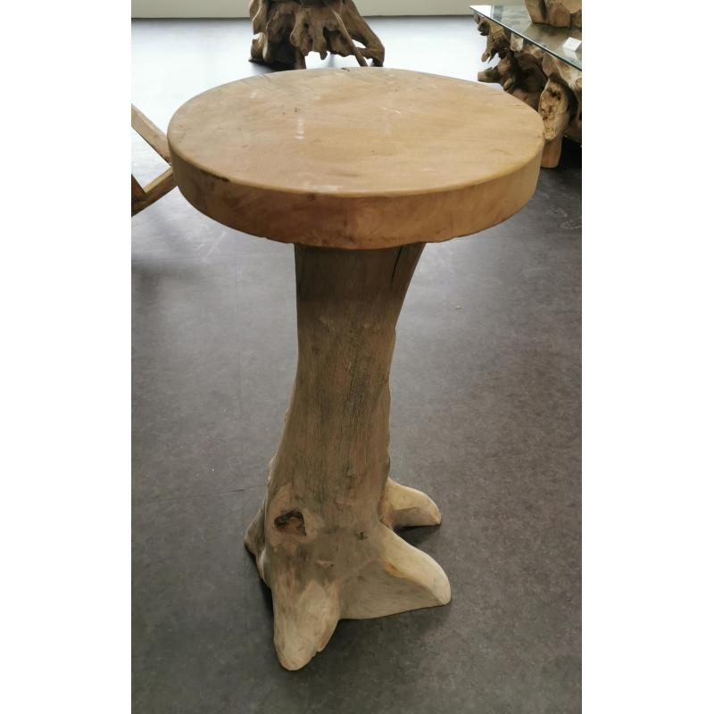 Tabouret de bar TECK ou Sellette