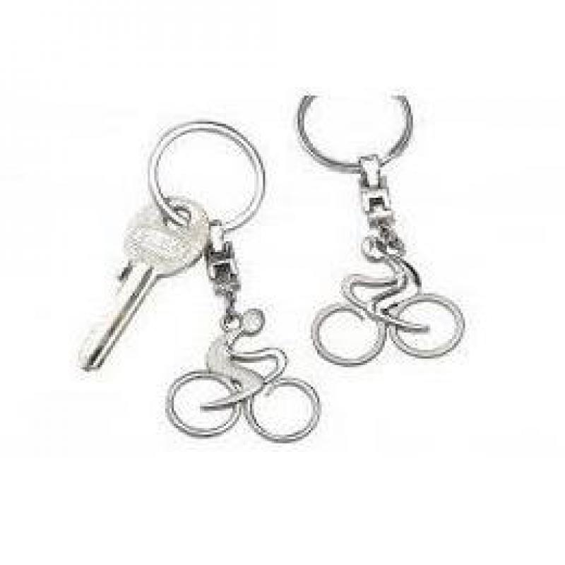 Porte clefs vélo