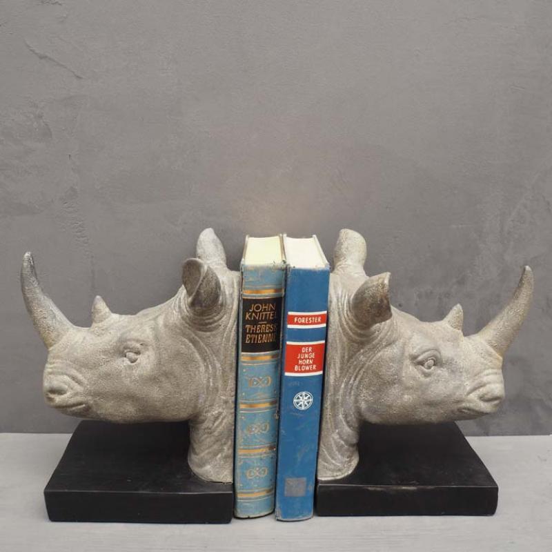 Serre-Livre Rhinocéros