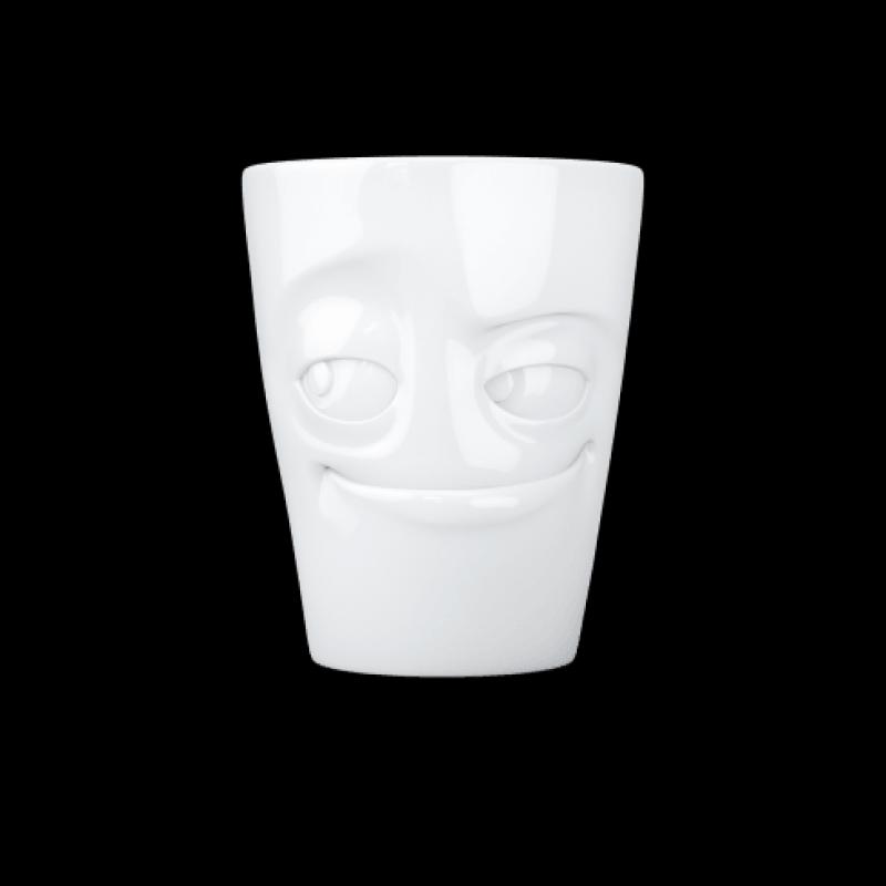 Mug avec Anse Humeur 350MLS