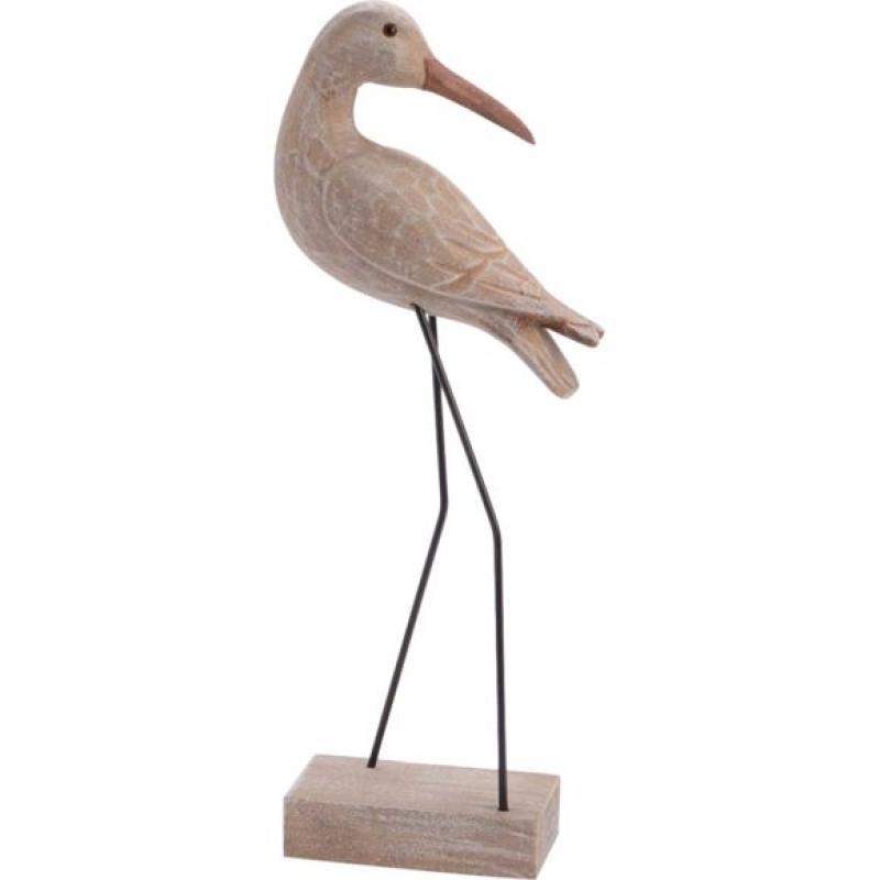 Oiseau à Poser Bois GM