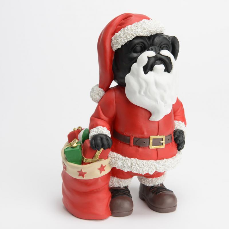 Chien Père Noël
